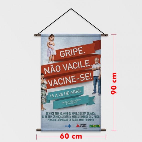 Lona Brilho 60x90 cm