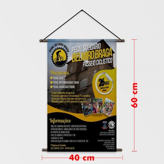 Lona Fosca 40x60 cm