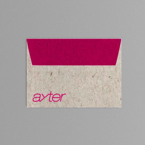 Envelope 11,4x16,2 cm - 1 cor - Reciclato 120 gr