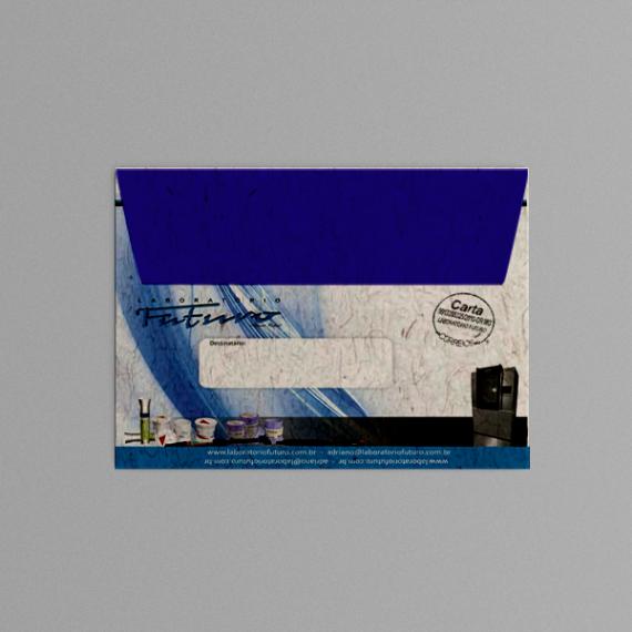 Envelope 11,4x16,2 cm - Colorido - Reciclato 120 gr