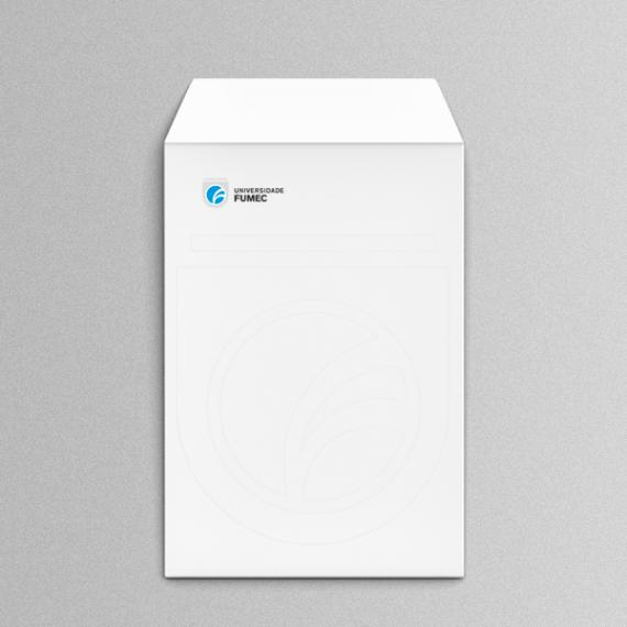 Envelope 25x35 cm - 2 Cores - Apergaminhado 120 gr