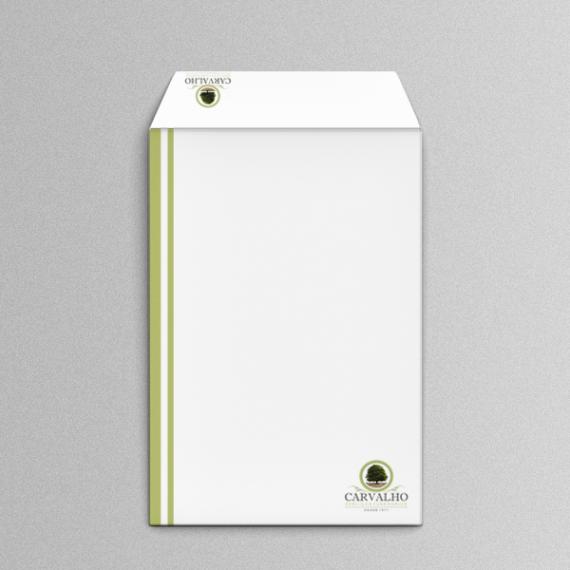 Envelope 25x35 cm - Colorido - Apergaminhado 120 gr