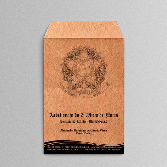 Envelope 25x35 cm - 1 cor - Kraft 110 gr