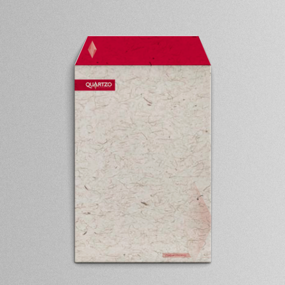 Envelope 25x35 cm - 1 cor - Reciclato 120 gr