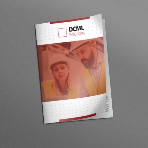 Folder 42x29,7 cm - Colorido Frente e Verso - Couché Fosco 150 gr